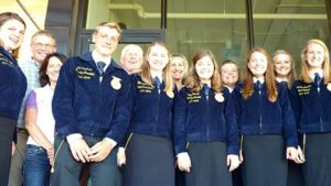 CHS and FFA: A Homerun Partnership