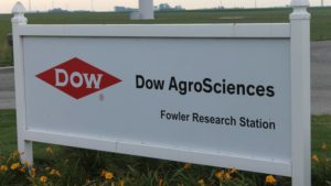 Dow AgroSciences Gearing Up for a BIG 2018