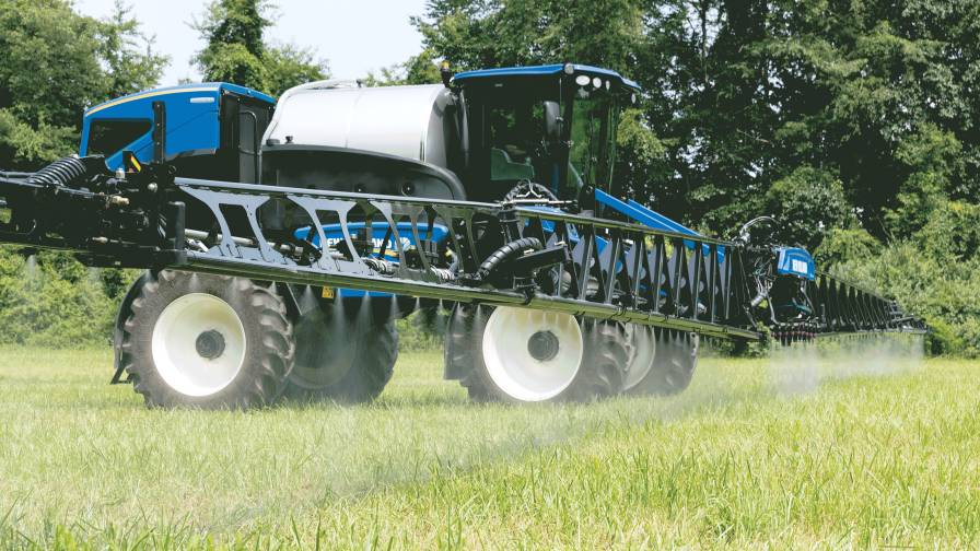 New-Holland-SP310F-Guardian-Sprayer