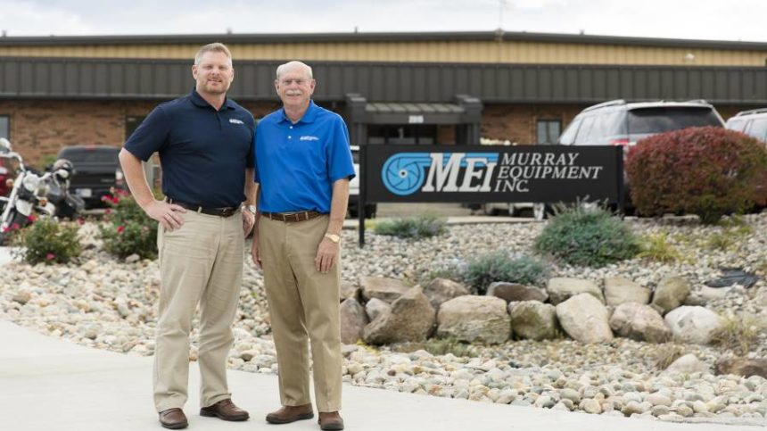 Murray Equipment Announces Transition to Third Generation