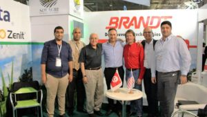BRANDT Expands Relationship with Solagri Tunisia