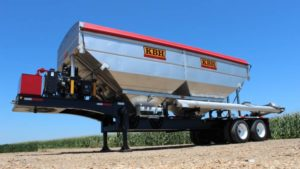 Tender Innovations Off the Chart for Fertilizer, Seed Handling