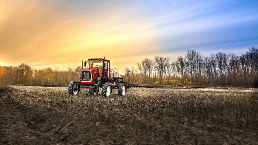 Apache Sprayers to Launch New, Compact AS630 Sprayer at 2018 National Farm Machinery Show