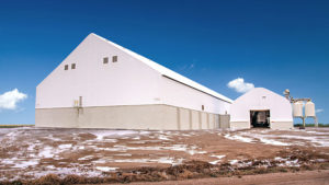 Maximizing Central Valley Ag's Fertilizer Facility