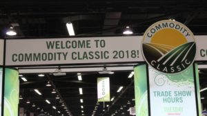 2018 Commodity Classic: Something Old, Something New, and Something Sonny