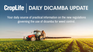 Dicamba and The Retailer: Preserve and Protect in 2018