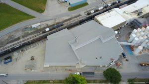 Marcus Construction Designs New Liquid Fertilizer Facility for Morral Companies