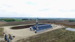 Sackett-Waconia Builds Efficient Fertilizer Handling System for All American Co-op