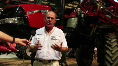Case IH Unveils New Patriot Line In Denver